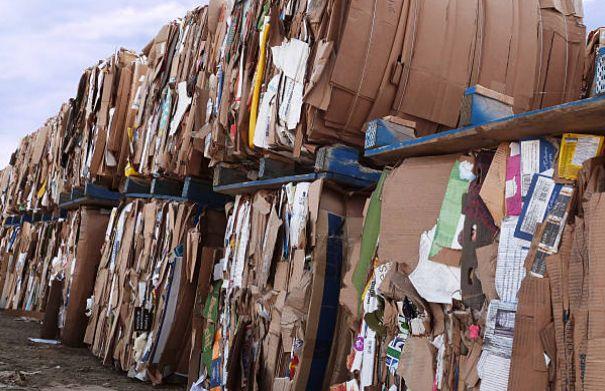 Comparison of Waste Paper Grades