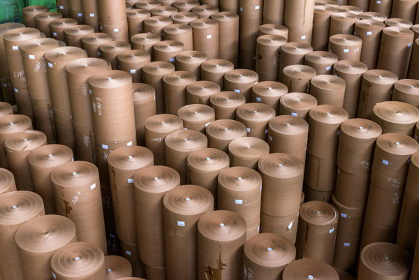 Brown / Unbleached Kraft Paper Rolls