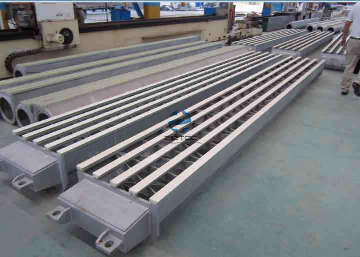 Forming Board/Hydrofoil/Ceramic Cover/Dewater Elements