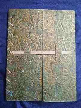 Handmade Stick Diary