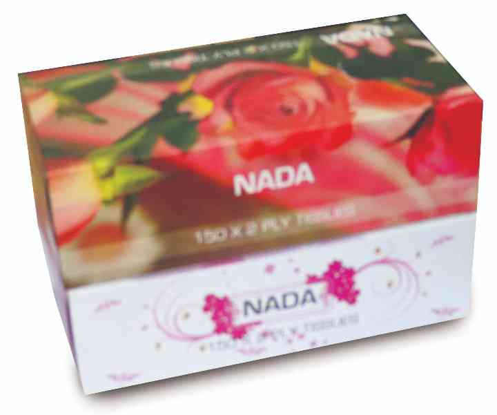 Nada Facial Tissue