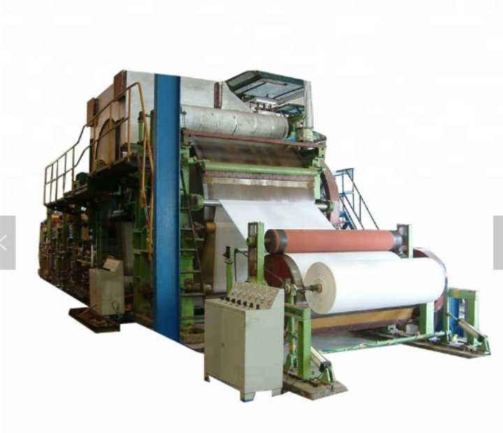 Napkins Manufacturing Machine Set