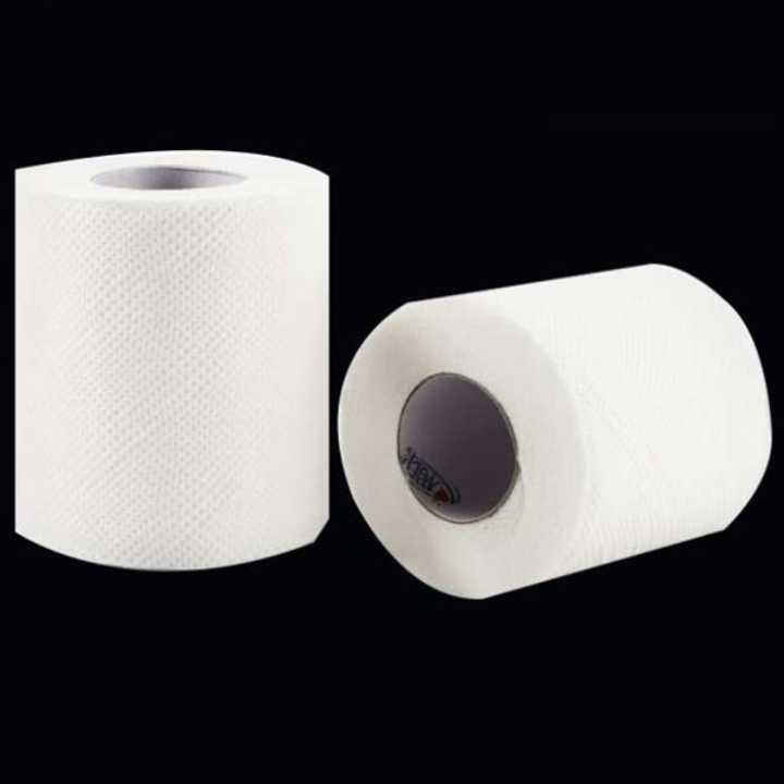 2-Ply Toilet Paper Rolls WC Organic Toilet Paper