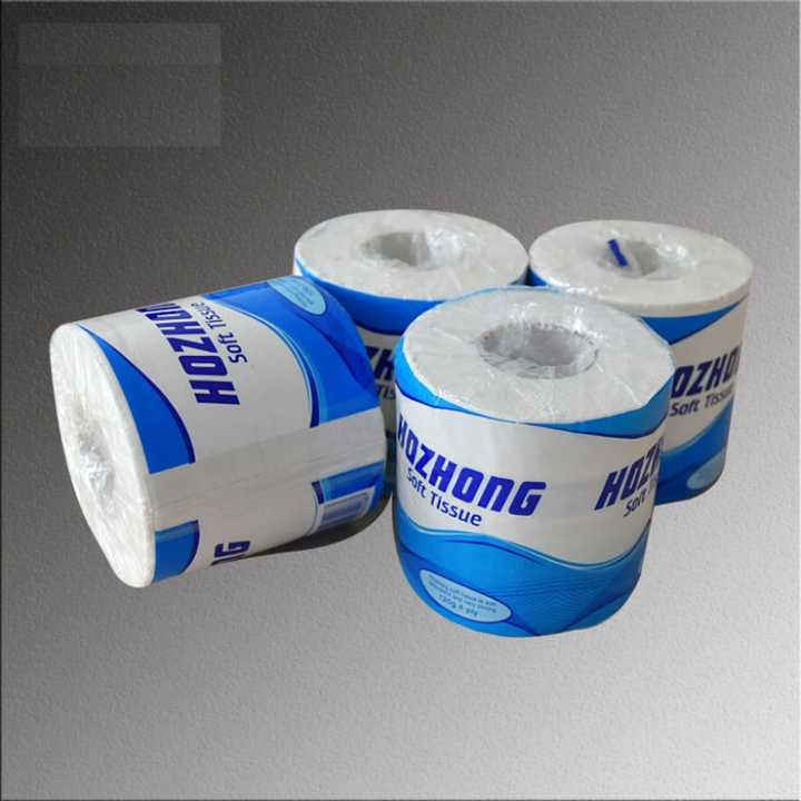 Soluble Toilet Tissue Paper / Bathroom Tissue Paper