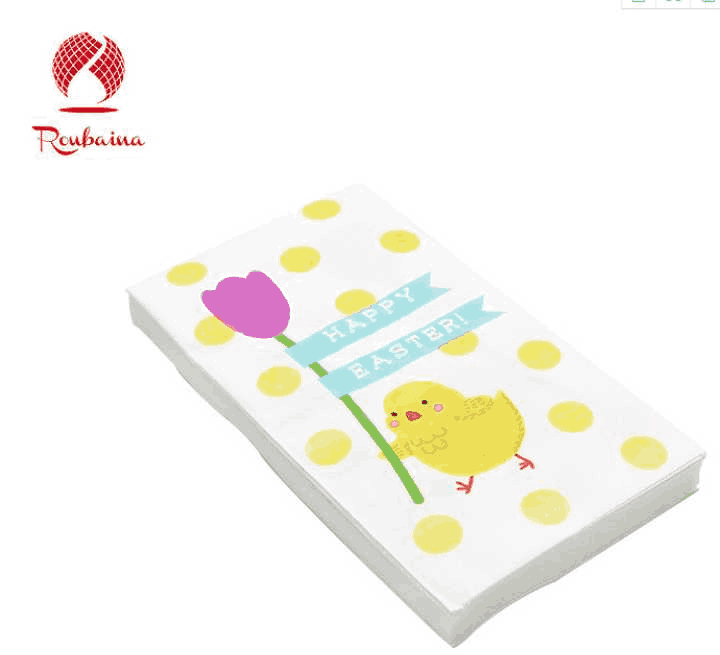Color Printing Paper Napkins
