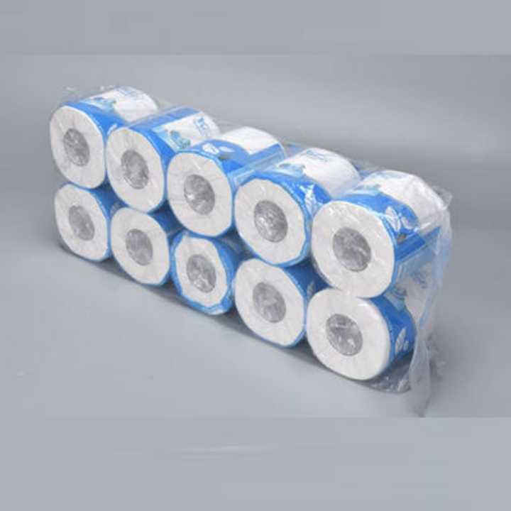 Individually Wrapped Recycled Toilet Paper