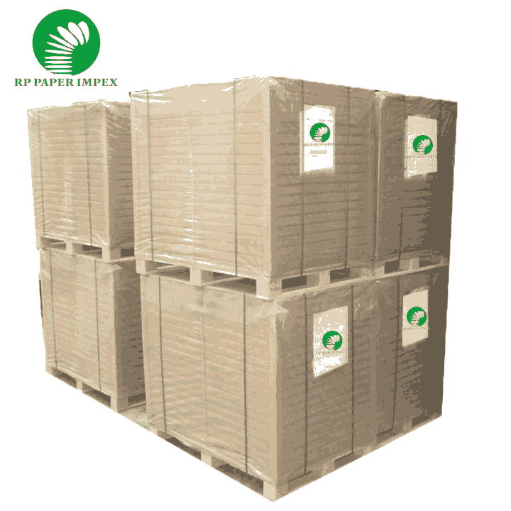 48 - 120 GSM Premium Indian Offset Paper, Wood free
