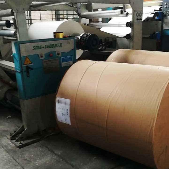 Kraft Paper Rolls / Kraft Liner