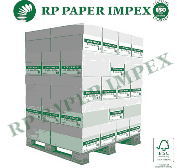 A4 65 GSM Copy Paper, High Brightness, Photostat Copier