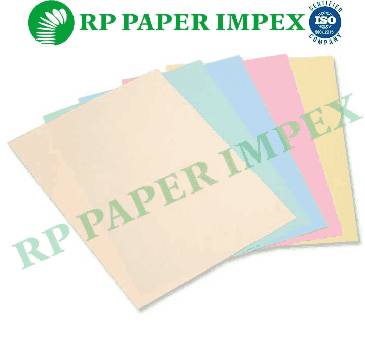 A4 72 GSM Coloured Copy Paper (Yellow,Green,Blue,Pink,Lemon)