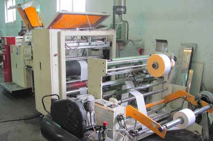 Flat/Satchel Bag Making Machine