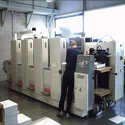 Sheet -Fed Press, 4-colour offset