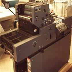 Sheet-Fed Press from AM Multilith
