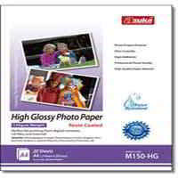 150G High Gloss Inkjet Photo Paper