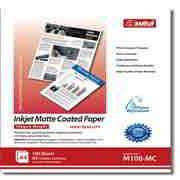 108G Inkjet Matte Coated Paper