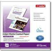 130G Inkjet Matte Coated Paper