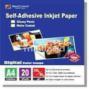 Self-Adhesive  Inkjet Photo Paper