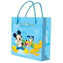 Cartoon Paper Bags
