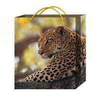 Paper Bags - Animal Printed