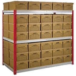 Archive Storage Shelving