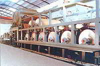 Paper Machine Dryer Drums