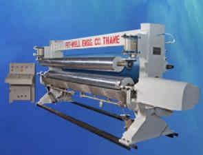 Bar Coater with Backing Roll