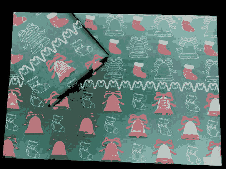 Christmas Bells Gift Wrapping Papers