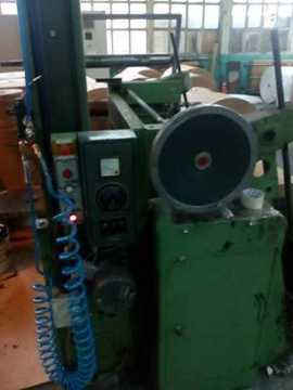 SOS Bag Making Machine with Flat Handle