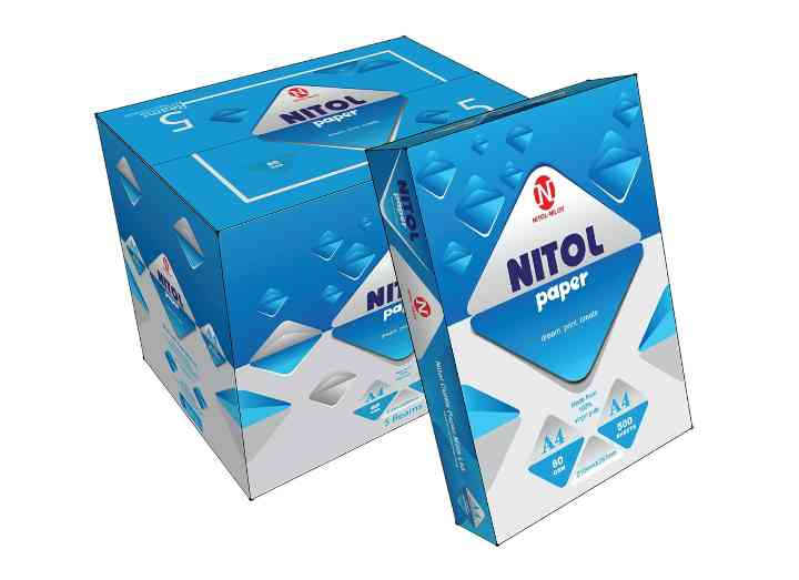 A4 Copy Paper (Nitol Brand)