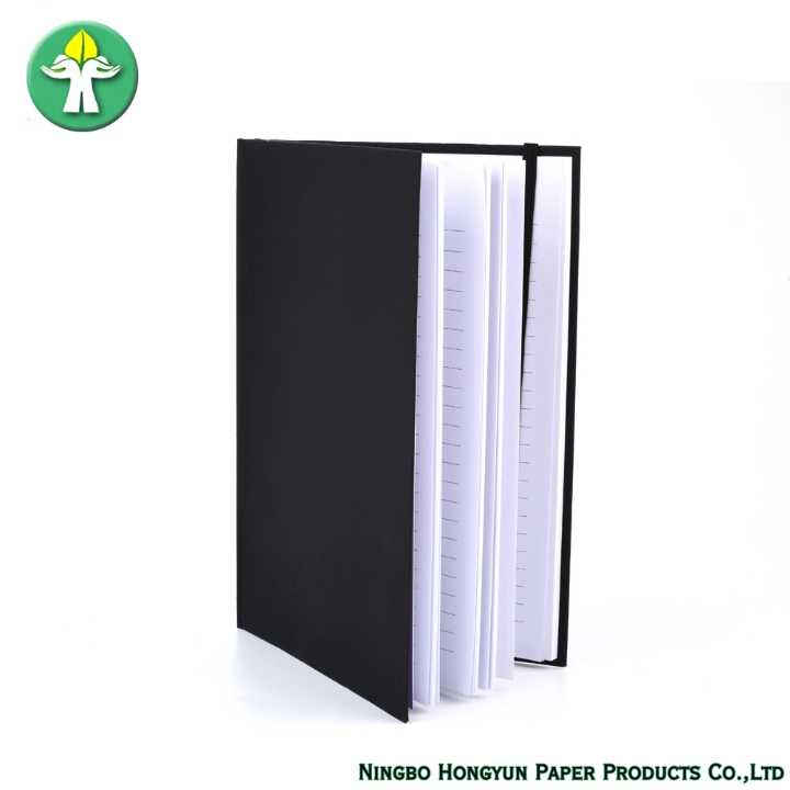 Diaries - Elastic and Soft Leather Cover