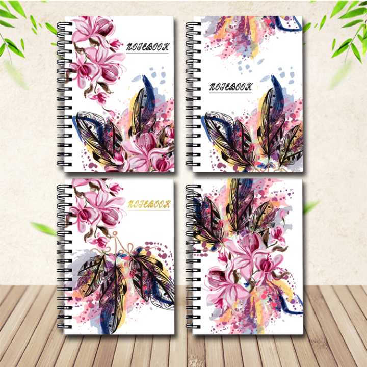 Personalized A5 Custom Logo Spiral Classmate Notebooks