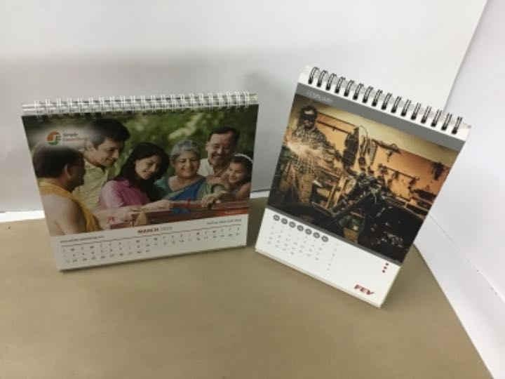 Desk Calendars, Wall Calendars