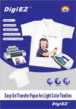 T-shirt Transfer Paper Sheets