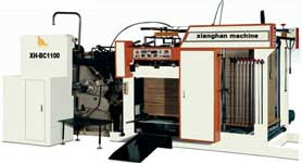Automatic Die-cutting & Creasing Machine