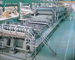 High Speed Paper Machine
