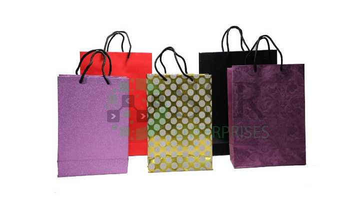 Customised Paper Bags