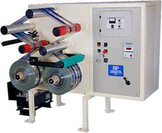 Doctoring & Coil Rewinding Machine