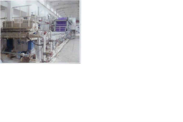 Paper Making Machinery (New )