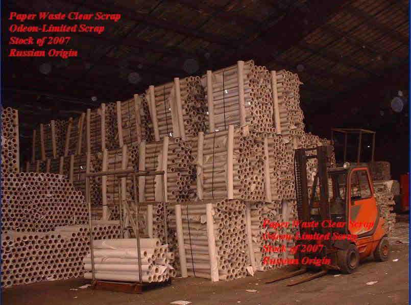Waste Paper (NDLK, OCC, OMG etc)