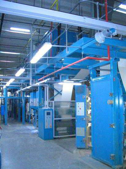 Wallpaper Printing Plant
