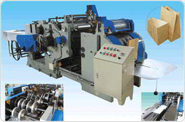 Paper Bag Machinery for SOS Paper Bags