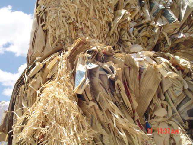 Waste Paper (#7 ONP)