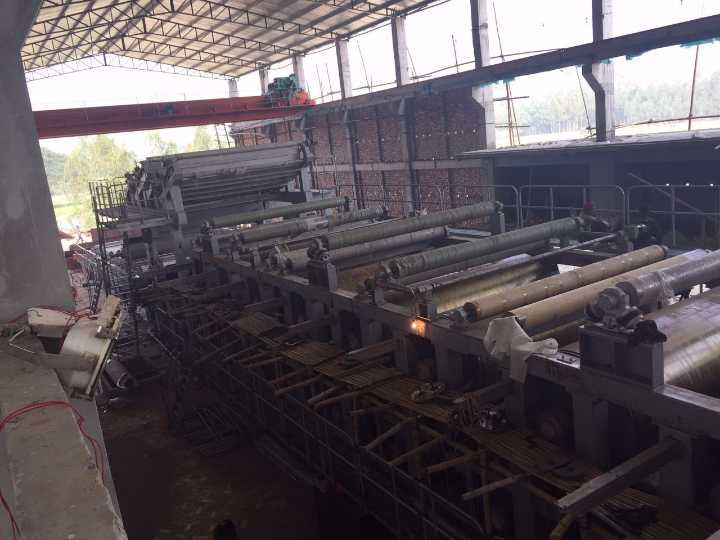 3100/250 Writing Printing Paper Machine