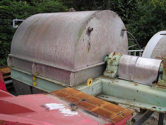 Voith Pulper Reject Trommel