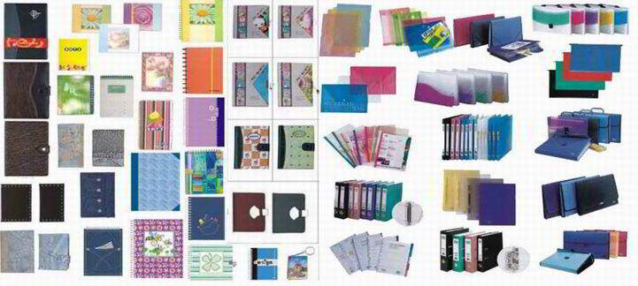 Memo Pads, Cards and Diaries
