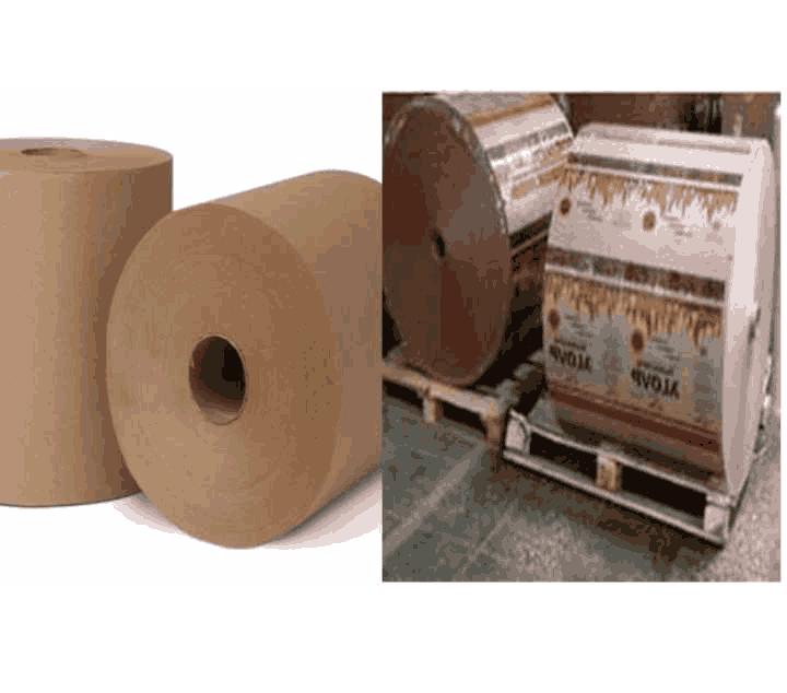 Brown Kraft Paper, Unbleached