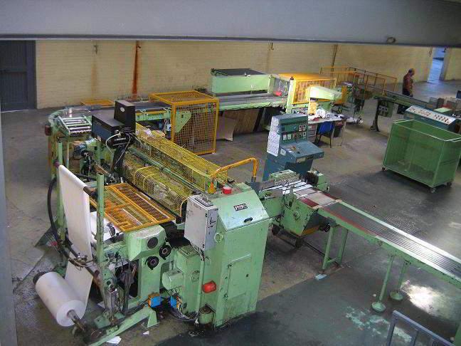 A4 Production Line