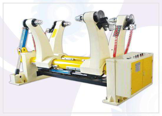 RS-1500H Hydraulic Mill Roll Stand