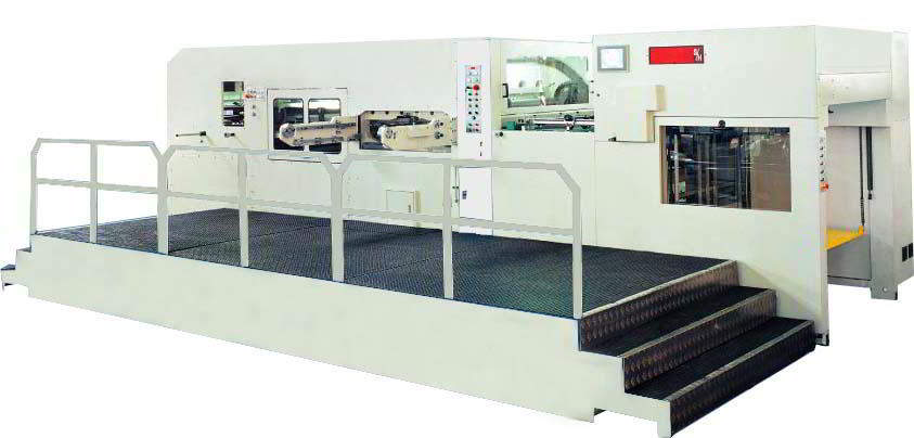 1450 Automatic Die-cutting machine