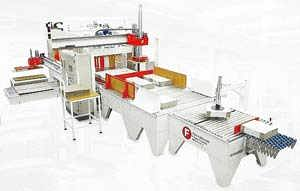 Automatic Palletisers
